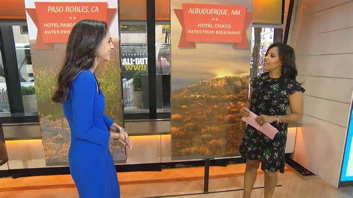 See these last-minute travel deals before the year ends Travel   Leisure Travel Director Jacqui Gifford stops by Studio 1A with some last-minute travel deals families can take before the end of the year without breaking the bank. On the list: a skiing destination in upstate New York, beautiful camping locations ...