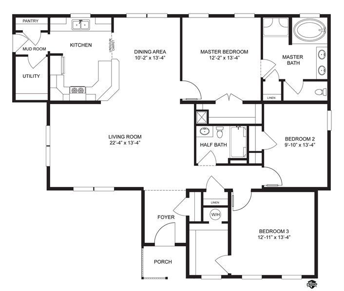 66 Best Wedding Floor Plans Images On Pinterest: 66 Best Images About Clayton Homes On Pinterest
