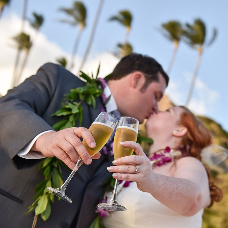 Beach Wedding Planning And Services Offered By Islander Weddings In Honolulu Hawaii At Affordable Prices