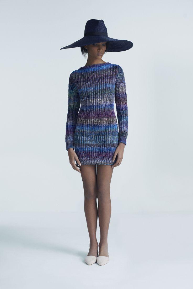 Seri Hat and Sun Sweater | Samuji Pre-Fall 2014 Collection