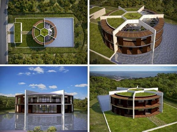 Architect intends on building football-themed mansion for Lionel Messi