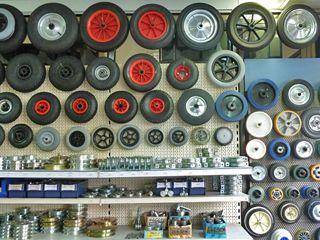 Paris Roulettes, le spécialiste des roues et roulettes industrielles sur Paris