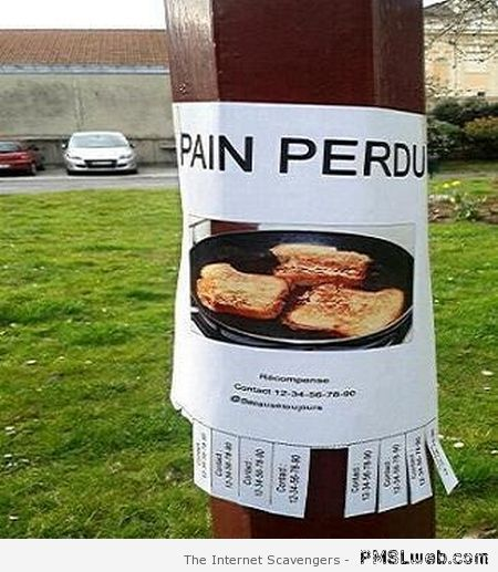 Funny French pictures - La touche d'humour Française | PMSLweb