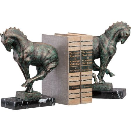 Horse Bookends  at Joss and Main