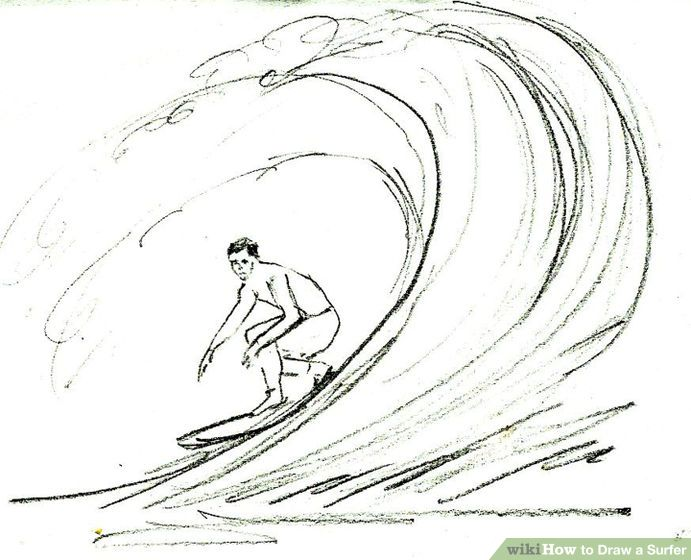 surfing drawing - Google Search