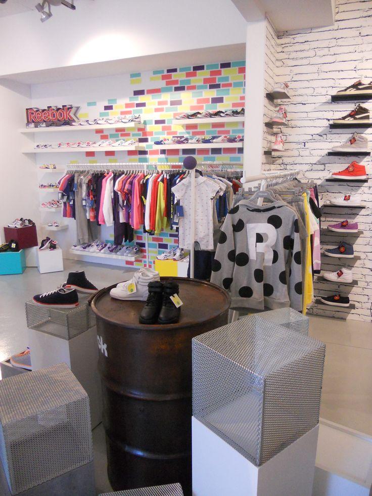 #reebok #jkrproductions #showroom #monza #setup #shoes #sport #street #oil #mural #colors #kids