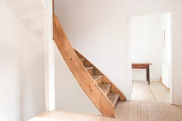 FMM Architekten Wood Staircase   Remodelista