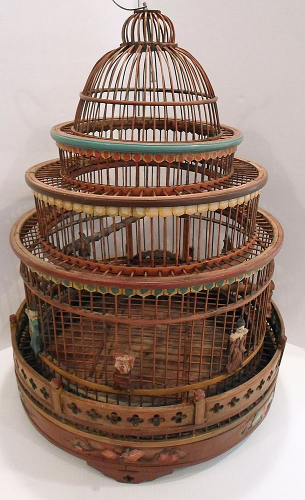 1434 Best Bird Cages Images On Pinterest Bird Houses