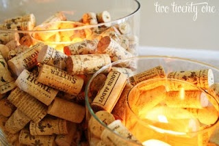 The use I have in mind for my next big collection of wine corks