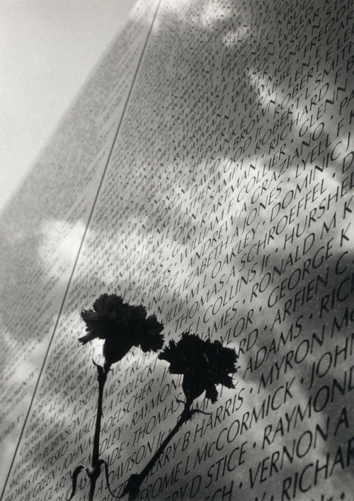maya lins vietnam war memorial essay The vietnam veterans memorial has not only proven its innate power to  was a  21 year-old undergraduate from yale university named mayalin lin's design.