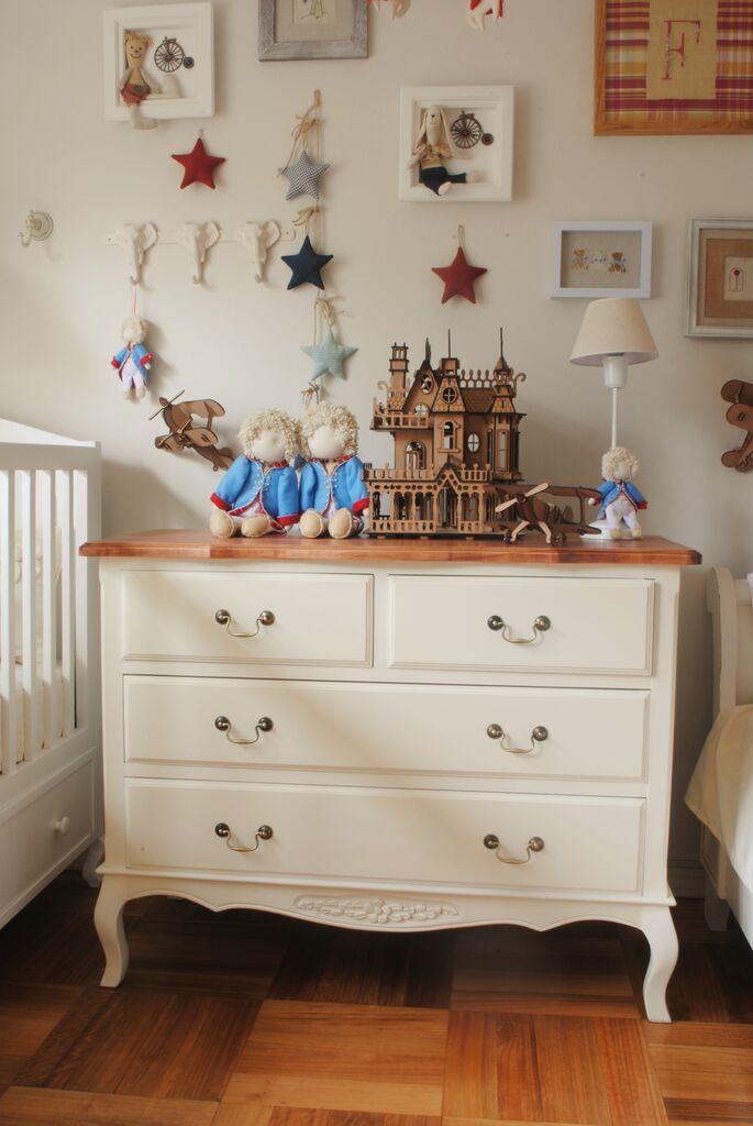 17 mejores ideas sobre comoda bebe en pinterest comoda - Pintar muebles estilo vintage ...