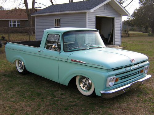Sell used 1962 ford unibody shortbed in New Bern, North Carolina ......Brought to you by agents at #HouseofInsurance in #EugeneOregon for #LowCostInsurance.