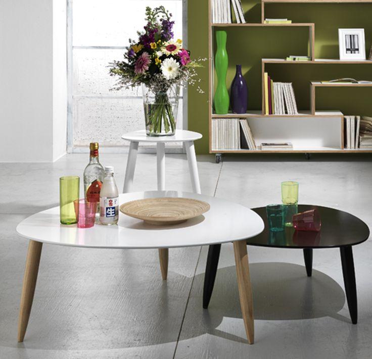 3 piece-coffee table set KYRA