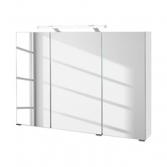 Yli tuhat ideaa Spiegelschrank Beleuchtung Pinterestissä - badezimmer spiegelschrank mit licht