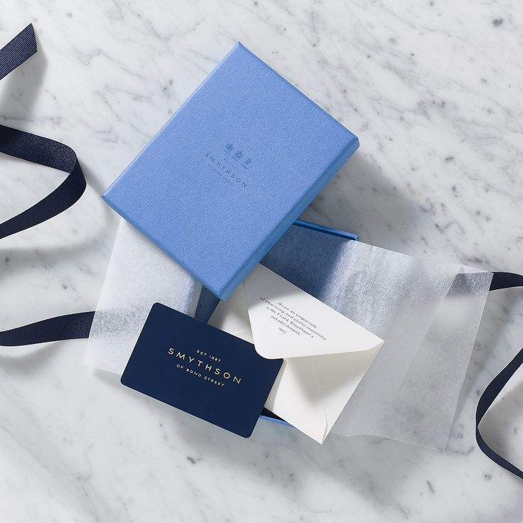 Gift card luxuryjewelrypackaging gift voucher design