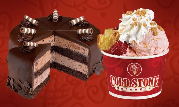 Cold Stone Creamery  - Multiple Locations: $6.50 for $10 Worth of Ice Cream at Cold Stone Creamery