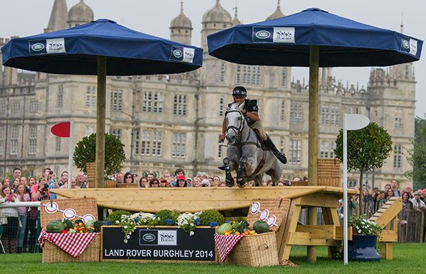 Burghley Horse Trials 2015 return to Stamford in Lincolnshire from 3-6 September and promise an exciting line-up of equestrian talent and great shopping.