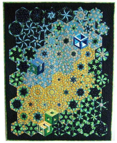 One block wonder quilt