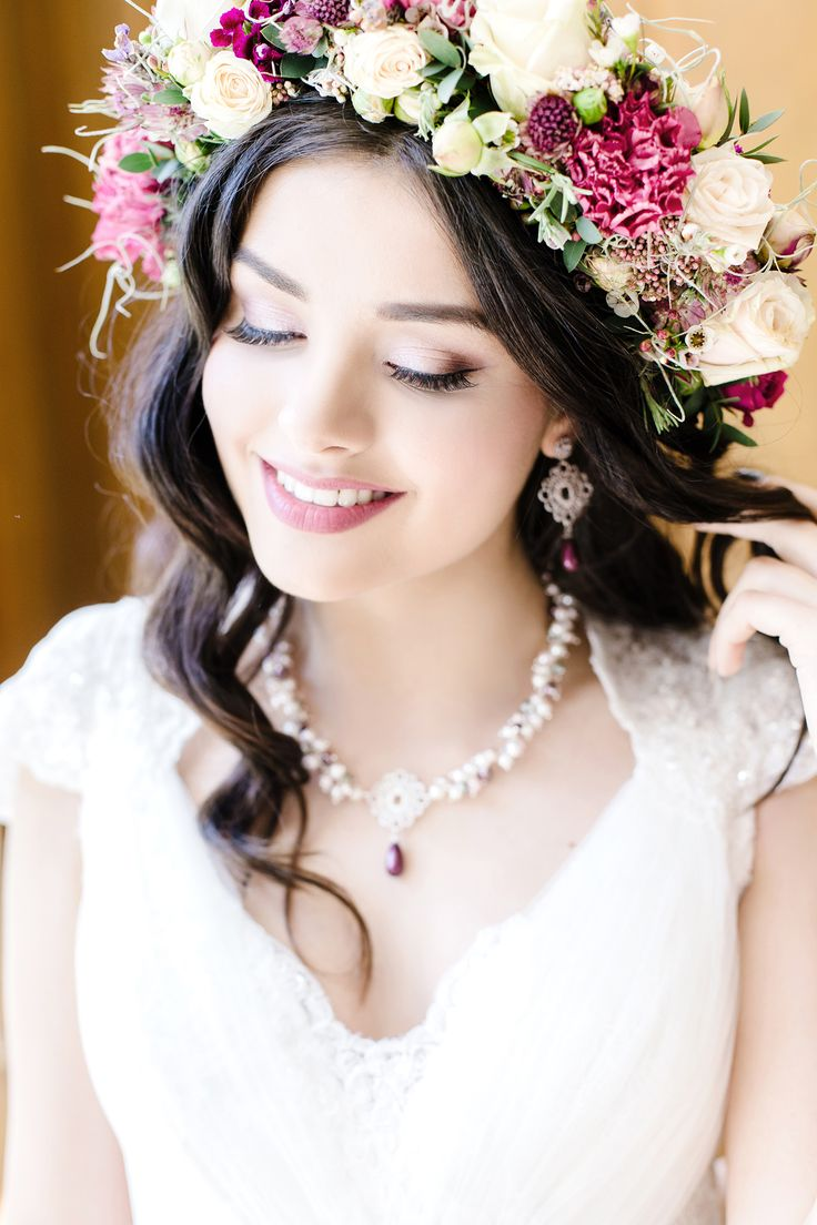 Wedding in Winterthur (Switzerland). MiRacle Beauty & Make-up. Flowers: Stil und Stiele Acccessoires: MeiTherese