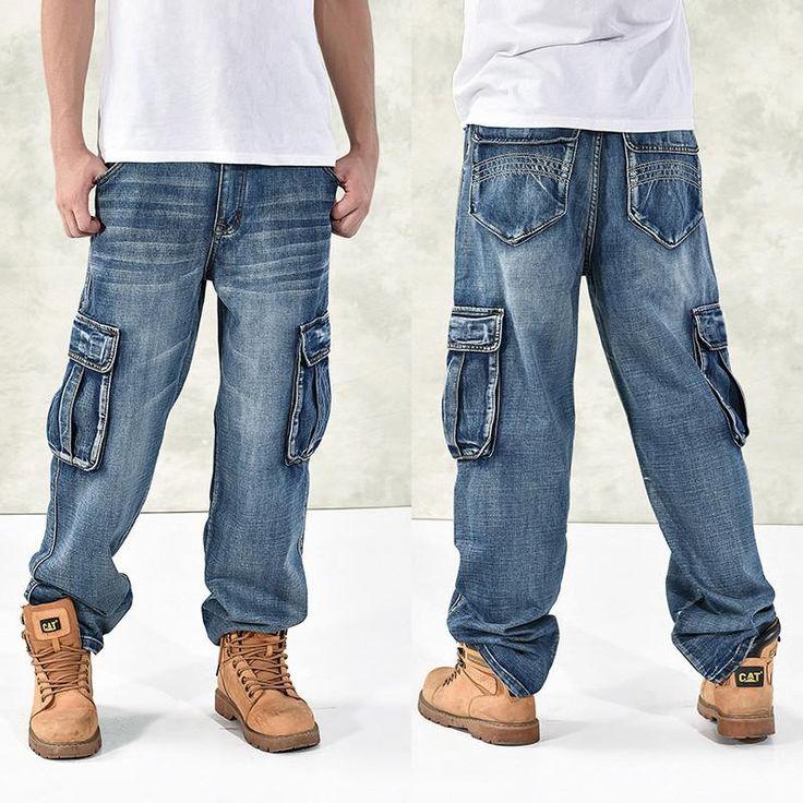 Baggy Hip Hop Jeans | Furrple