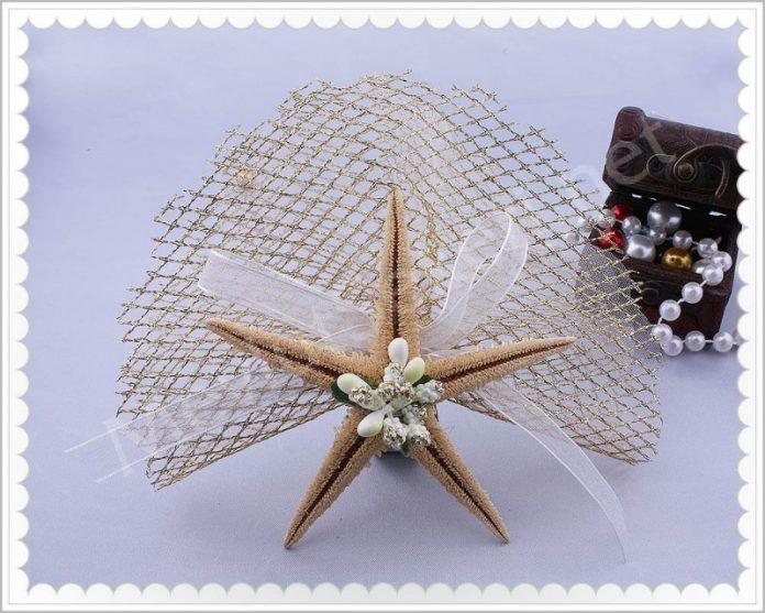 Deniz Yıldızı Nikah Şekeri Modelleri, Malzemeleri ve Yapılışları