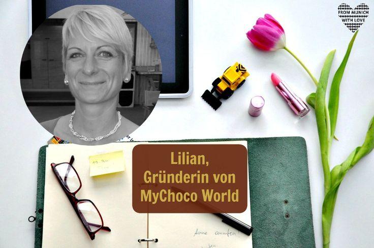 Lilian Stehnkuhl, Gründerin von MyChoco World