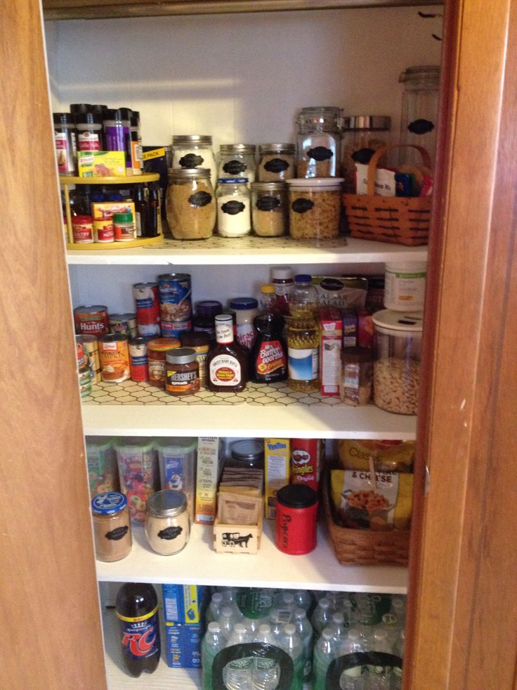 10 Best Pantry Ideas Images On Pinterest Households