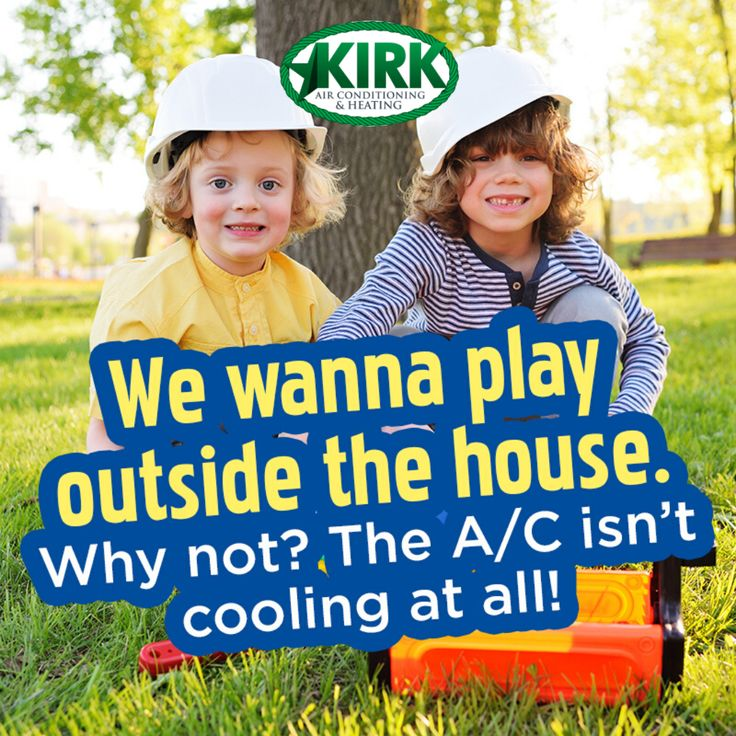 Pin by Kirk Air Conditioning on Funny HVAC in 2020 Air