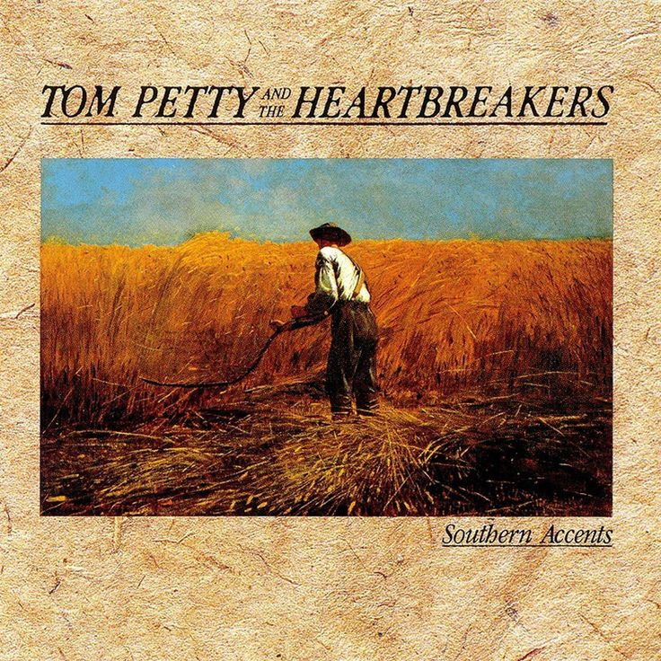 Tom Petty album covers   Tom Petty and The Heartbreakers Southern Accents album cover