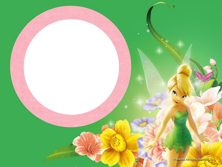 9 best kpp images – Tinkerbell Party Invitation