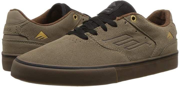 Emerica Mens Vulc Low Top Skate Shoe