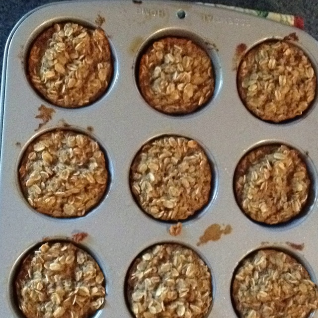 Nailed it!  Oatmeal sugar free breakfast to go...delicious!!