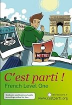 C'est parti, the interactive, collaborative, and free online French textbook - Consulat Général de France à San Francisco