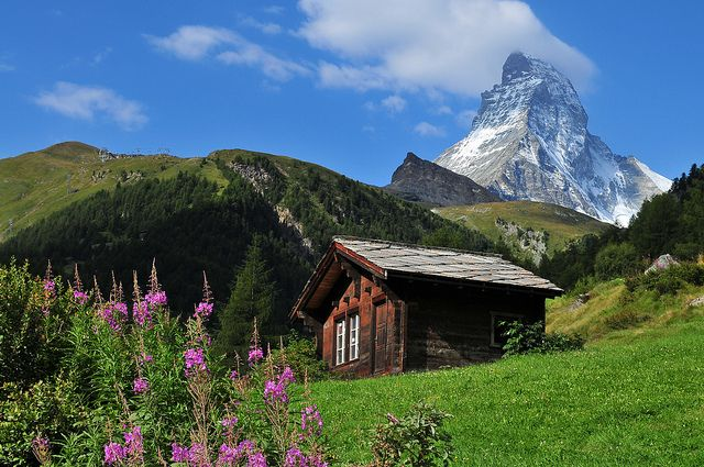 Swiss landscape | Flickr - Photo Sharing!