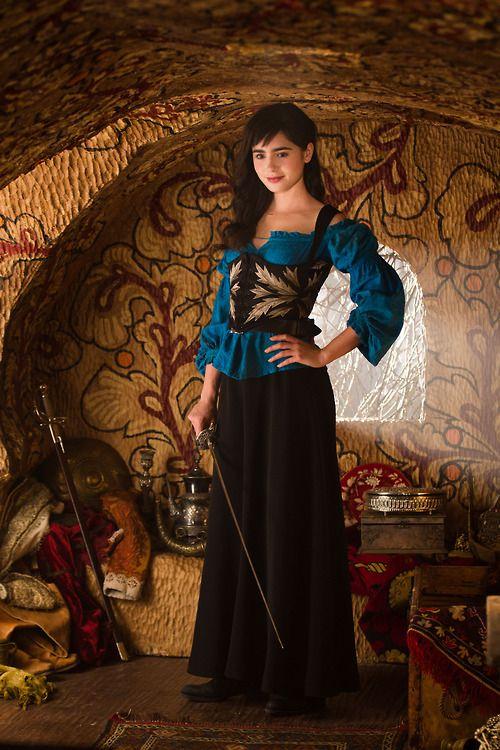 リリー・コリンズさん『白雪姫(白雪姫と鏡の女王)』