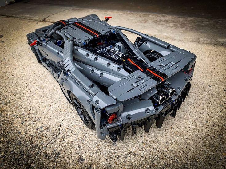 Pin on Lego Technic Vehicles