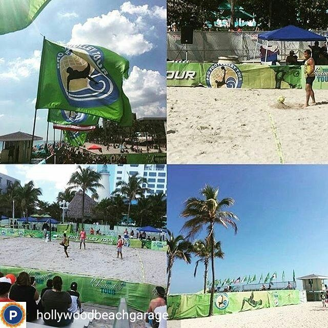 Credit to @hollywoodbeachgarage : Just FYI. There's an epic #FootVolly tournament happening on the Hollywood Broadwalk this afternoon! You won't wanna miss it. #HollywoodBeach #HollywoodBroadwalk #HBG #FootVolley  #hollywoodtapfl #hollywoodfl #hollywoodflorida #hollywoodbeach #downtownhollywood #miami #fortlauderdale #ftlauderdale #aventura #dania #daniabeach #hallandale #hallandalebeach #davie #pembrokepines #miramar @hollywoodtapfl