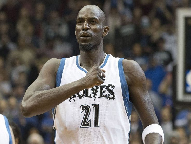 Garnett's loud place in basketball history is secure
