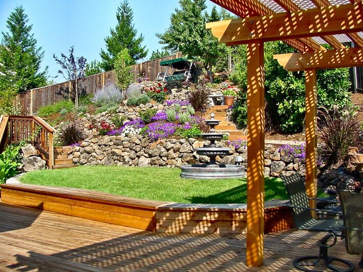 Hillside Landscaping Ideas | Phone: 925.846.1989 Fax: 925.846.0147 Email: