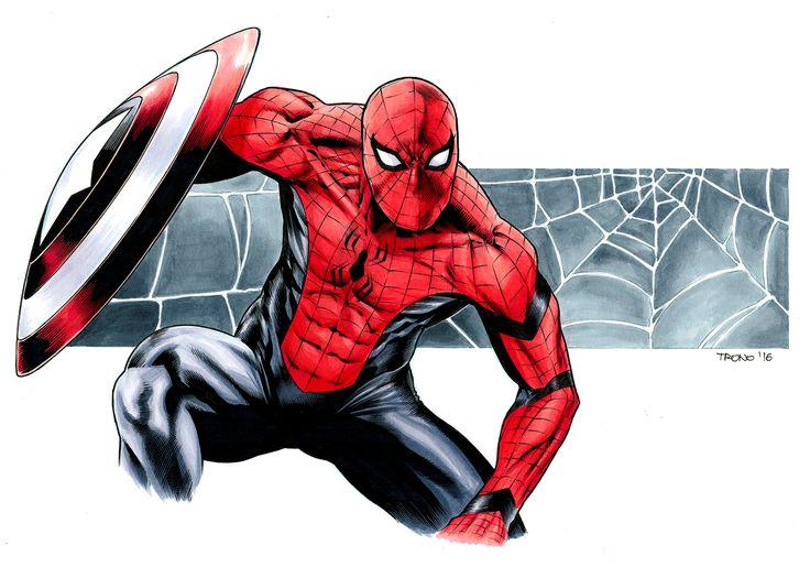 Spiderman (Walter Trono 2016)