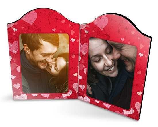 Cornice Love Full hearts