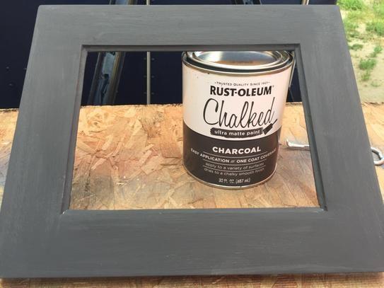 Rust Oleum 30 Oz Ultra Matte Interior Chalked Paint