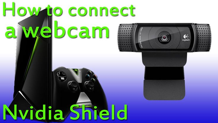 how to connect my pc to nvidia shield tv