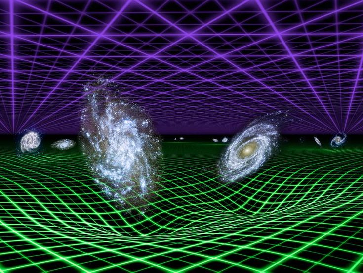 Is Dark Energy a Hidden 5th Force? 8/21/15