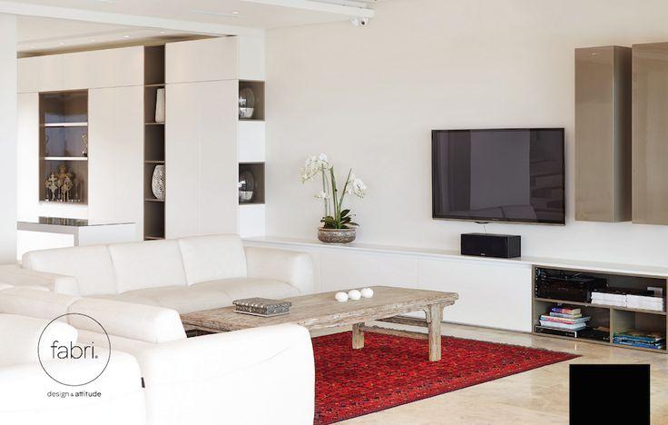 Móvel de tv :: Tv unit #FabriDesignAttitude