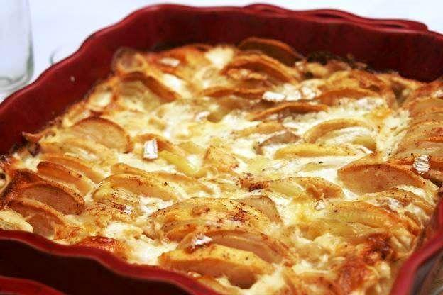 Cómo hacer una guarnición de papas a la crema fácil y rápida www.e-recetas.com...