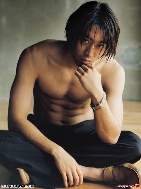 Eric Mun Korean actor