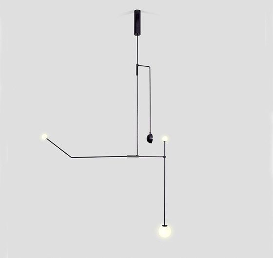 Modern lighting Anastassiade design