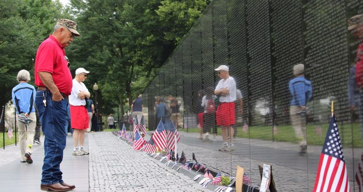 7 powerful quotes about the impact of the Vietnam Veterans Memorial