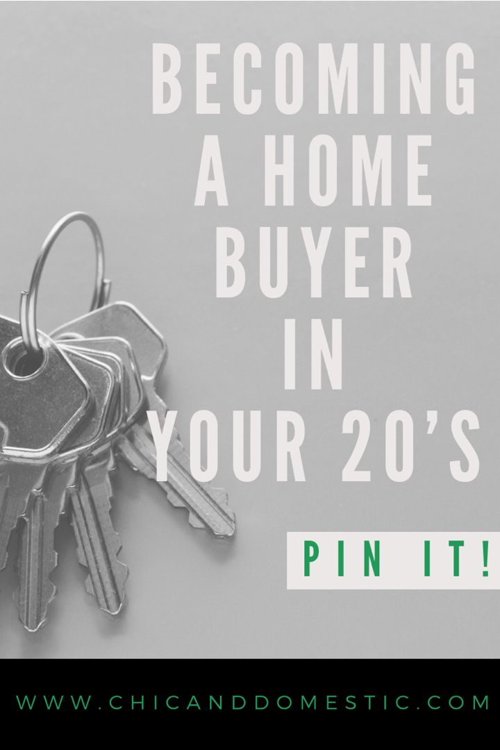 Becoming A Homeowner At 25 How To Become Homeowner Blog Posts